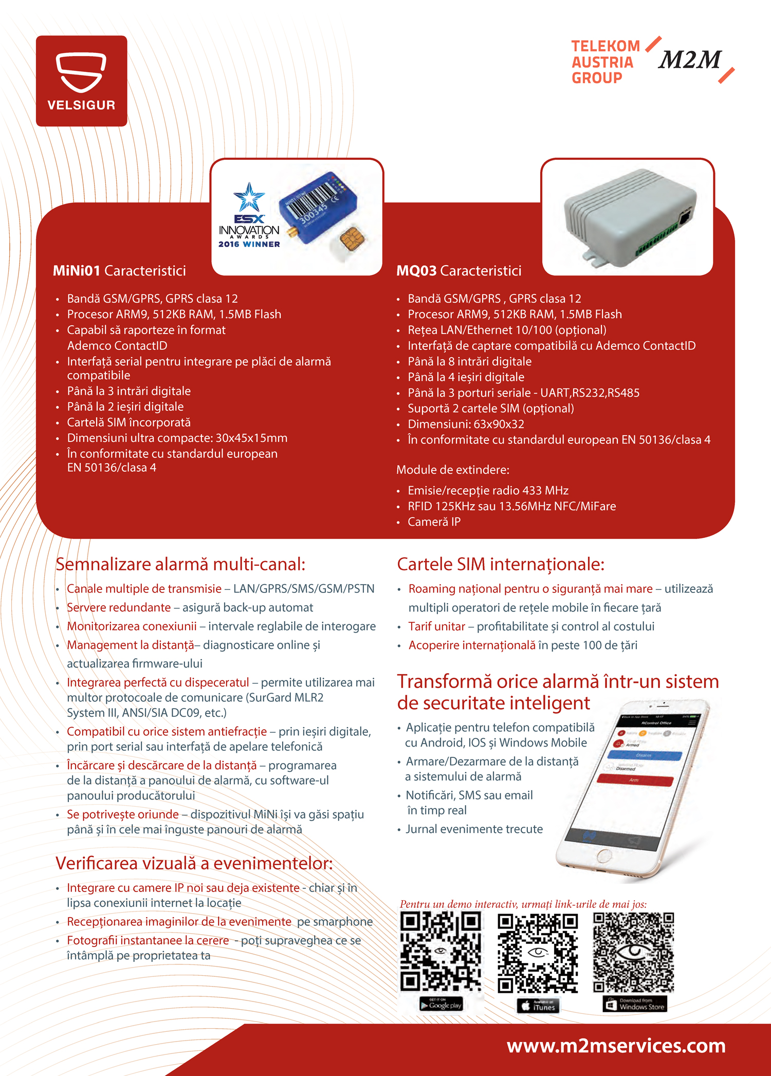 M2MServices Pagina 2